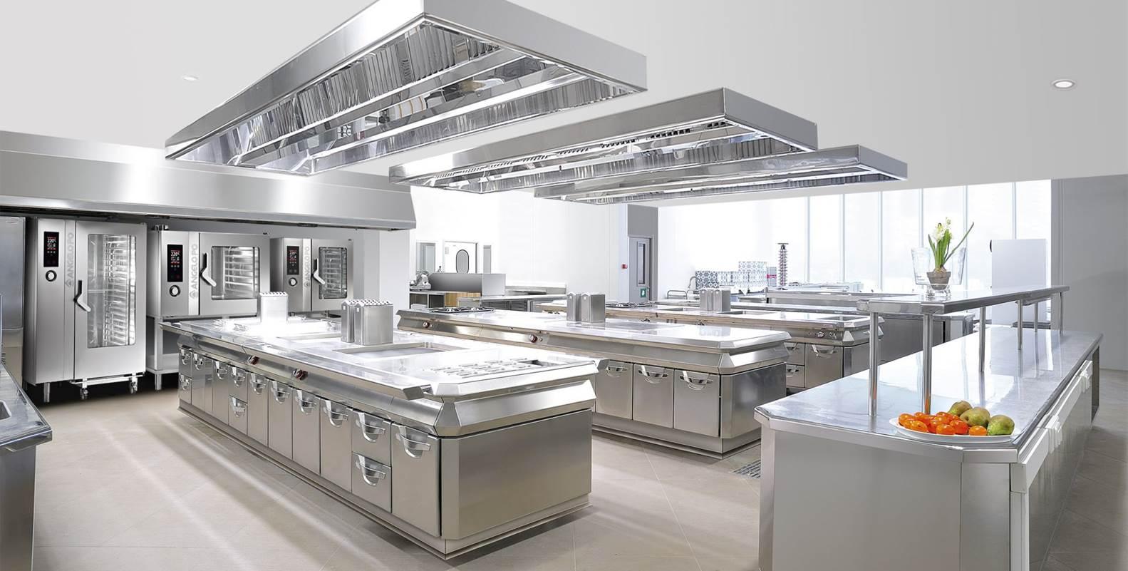 endüstriyel mutfak ile ilgili görsel sonucu